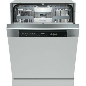Miele G7310SCi AutoDos Built In Semi Integrated Dishwasher-CleanSteel