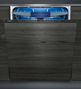 Siemens iQ500 Dishwasher 60cm Fully-integrated DoorOpen Assist for handleless kitchens SN658D00MG
