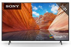 "Sony KD75X81JU BRAVIA 75"" 4K Ultra HD HDR Smart Google LED TV - Black"