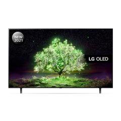 """LG OLED65A16LA 65"""" 4K UHD OLED Smart TV with Self-lit Pixel Technology"""