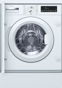 Neff W544BX1GB Built in Front Loading 8kg Washing Machine-White