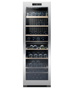 Fisher & Paykel RF356RDWX1 144 Bottle Wine Cabinet-Stainless Steel
