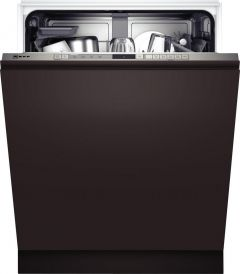 Neff S353HAX02G Built-In Full Size Dishwasher - Steel - 13 Place Settings
