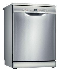 Bosch SMS2HVI66G 60cm Freestanding Dishwasher Silver Inox