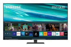 """Samsung QE65Q80AATXXU 65"""" 4K QLED Smart TV"""