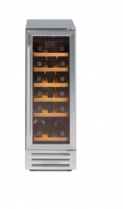 GDHA 300WC 444440918 30Cm Wide Wine Cooler - Stainless Steel