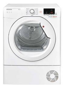 Hoover DXC10DG-80 Freestanding Condenser Tumble Dryer 10kg - White