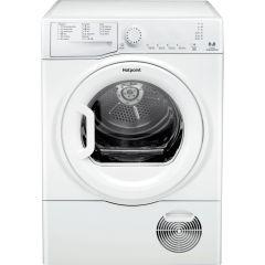 Hotpoint TCFS83BGP 8kg Condenser Dryer White