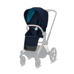 Cybex 520000689 Priam Seat Pack - Nautical Blue