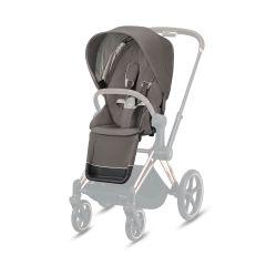 Cybex 520000699 Priam Seat Pack - Soho Grey