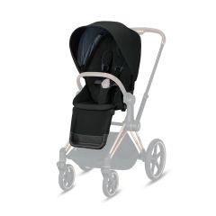 Cybex 520000701 Priam Seat Pack - Deep Black