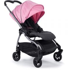iCandy IC1756M Raspberry Pushchair Moonrock + Piccadilly Pink