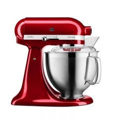 Kitchenaid 5KSM185PSBCA  Artisan 4.8L Stand Mixer - Candy Apple