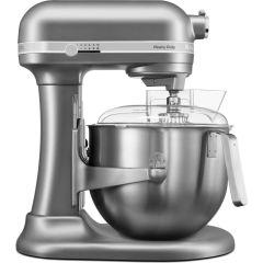 Kitchenaid 5KSM7591XBSL 6.9Litre Heavy Duty Stand Mixer - Silver