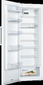 Bosch KSV33VWEPG Freestanding Fridge White