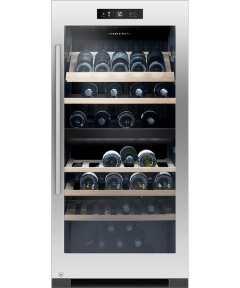 Fisher Paykel RF206RDWX1 83 Bottle Wine Cabinet Stainless Steel