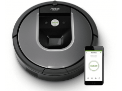 Irobot R975040 Robot Vacuum Cleaner Black