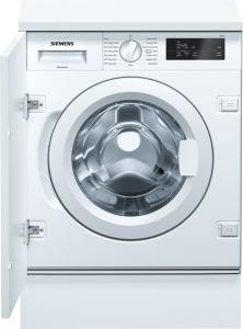 Siemens WI14W301GB 8kg 1400rpm Built In Washing Machine White