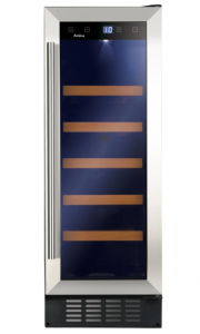 Amica AWC301SS 30cm Wine Cooler Stainless Steel