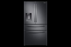 Samsung RF24R7201B1/EU French Door Fridge Freezer With Flexzone™ - Black