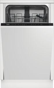 Beko DIS15020 Slimline Integrated Dishwasher