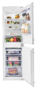 Beko BCFD350 Integrated Combi Frost Free Fridge Freezer