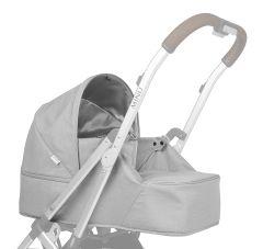 Uppababy 0918-MBK-UK-DEV Minu From Birth Kit - Devin (Light Grey Mélange)