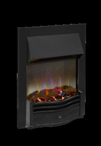 Dimplex DMF20BL Dumfries Black Optiflame 3D Electric Inset Fire
