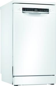 Bosch SPS4HKW45G 45cm Slimline Dishwasher White