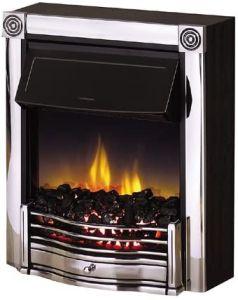 Dimplex HTN20CH Electric Fire Inset - Chrome
