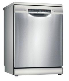 Bosch SMS4HCI40G 60cm Freestanding Dishwasher Silver Inox