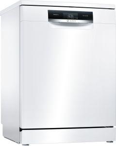 Bosch SMS88UW06G 60Cm Freestanding Dishwasher White