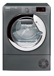 Hoover DXC10DCER 10kg Freestanding Condenser Dryer - Graphite