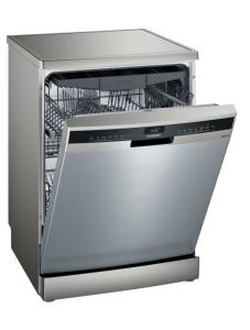 Siemens SN23HI60CG 60cm Freestanding Dishwasher - Stainless Steel