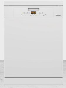 Miele G5000SC-WH Freestanding Dishwasher - White
