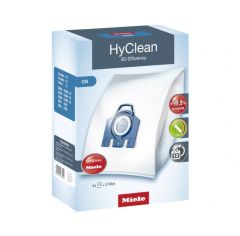 Miele GN HyClean 3D dust bags - White