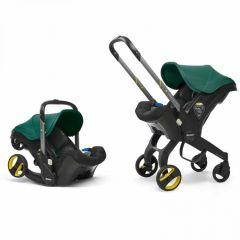 Doona+ Infant Car Seat Stroller Racing Green
