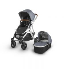 Uppababy Vista Pushchair and Carrycot - Gregory