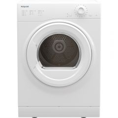 Hotpoint H1D80WUK 8Kg Freestanding Vented Dryer - White