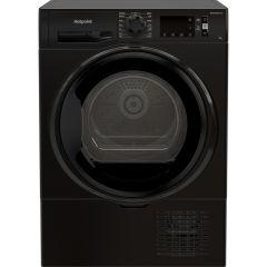 Hotpoint H3D91BUK 9Kg Condenser Sensor Tumble Dryer - Black