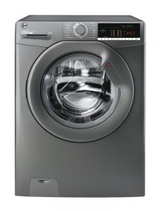 Hoover H3W49TGGE 9Kg 1400 Spin Washing Machine - Graphite