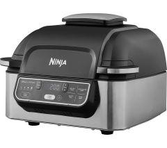 Ninja AG301UK Foodi Health Grill + Air Fryer