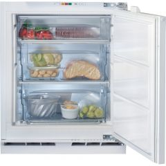 Hotpoint HZA1 Integrated Undercounter Freezer - White