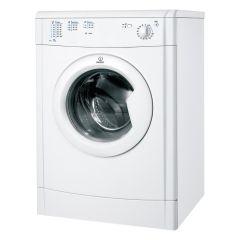 Indesit IDV75 Ecotime 7kg Vented Tumble Dryer - White