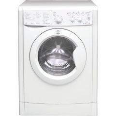 Indesit Ecotime IWDC6125 Washer Dryer-White