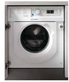 Indesit BIWMIL71252 Integrated 7Kg Washing Machine