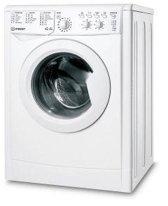 Indesit IWDC65125UKN 6Kg/5Kg 1200 Spin Washer Dryer - White
