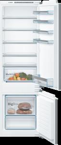 Bosch KIV87VFF0G Low Frost Integrated Freezer
