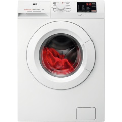 AEG L6WEJ841N 8Kg/1600 Spin Freestanding Washer Dryer - White