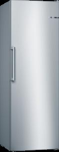 Bosch GSN33VLEP No Frost Freestanding Freezer Stainless Steel